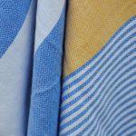 Yellow/blue