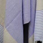 Lilac/beige